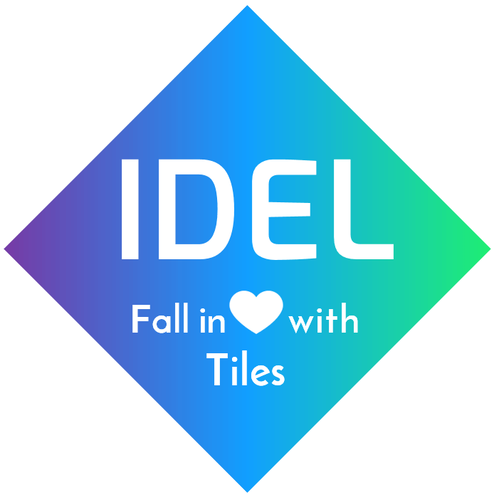Logo of Idel Tiles Sri Lanka Colombo Negombo Puttalam
