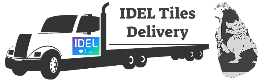 Ceramic tile delivery in Sri Lanka Colombo by Idel